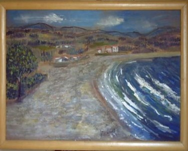 Alhue 1- Chile- CamusArt-Original Oleo