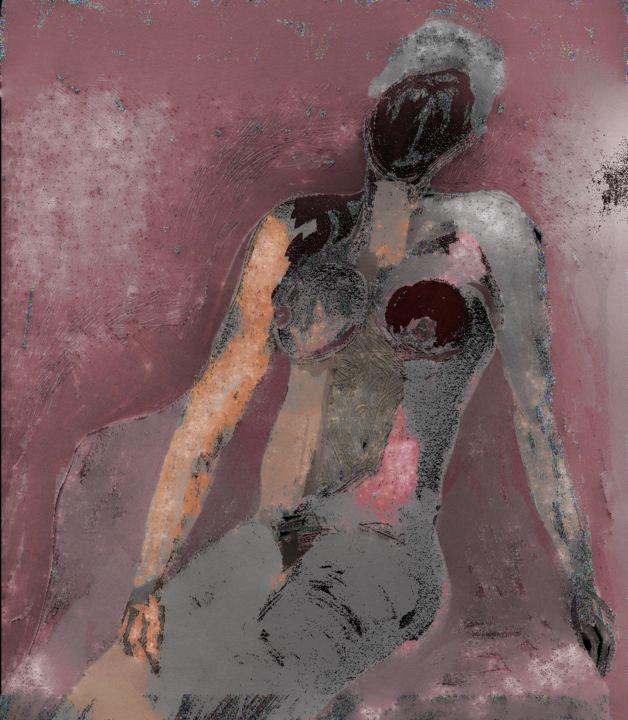 CamusArtist - Model Marcela , seat